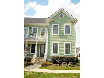 Canton, Canton Twp Condo/Townhouse For Sale: 270 Roosevelt Street