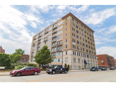 Detroit Condo/Townhouse For Sale: 2915 John R #501