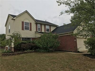 Van Buren, Van Buren Twp Single Family Home For Sale: 43357 Daniel Drive