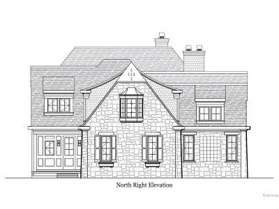 Birmingham Single Family Home For Sale: 885 Redding Road