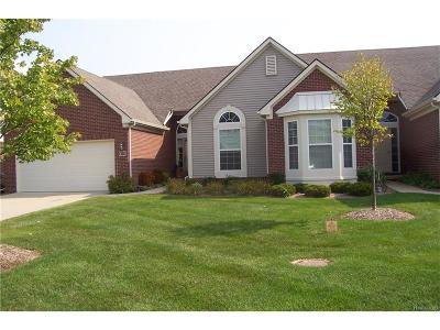 Commerce, Commerce Township, Commerce Twp Condo/Townhouse For Sale: 1386 Gloucester Court #13