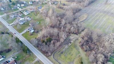 Belleville, Belleville-vanbure, Bellleville, Van Buren, Van Buren Twp, Van Buren Twp., Vanburen Residential Lots & Land For Sale: 41530 Savage Road N