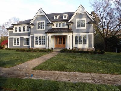 Birmingham Single Family Home For Sale: 1186 Westwood