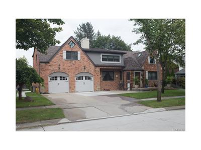 Dearborn Single Family Home For Sale: 22134 Tenny Street