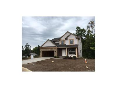 Waterford, Waterford Twp Single Family Home For Sale: 5780 Appian Way