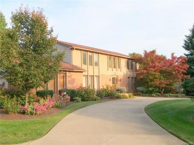 Farmington, Farmington Hills Single Family Home For Sale: 28824 Appleblossom Lane