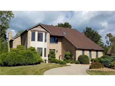 Single Family Home For Sale: 8644 Marquette Drive