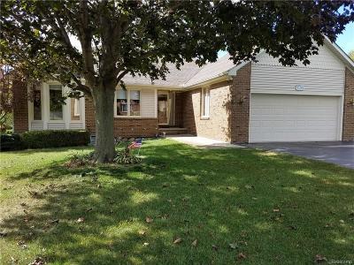 White Lake, White Lake Twp Single Family Home For Sale: 126 Granada Drive