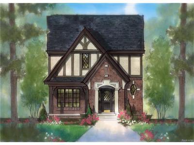 Birmingham Single Family Home For Sale: 955 S Bates Street