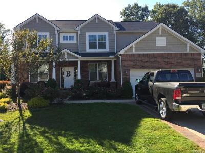 Chesterfield Twp Single Family Home For Sale: 51737 Leshan Drive