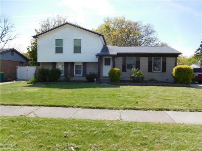 Brownstown Twp Single Family Home For Sale: 18522 Vernon