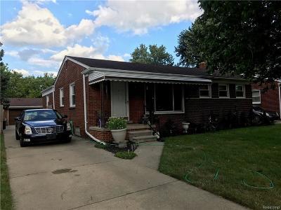 Warren Single Family Home For Sale: 22102 Karam Court