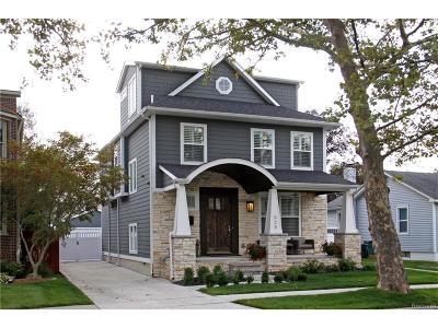 Birmingham Single Family Home For Sale: 928 Bennaville Avenue