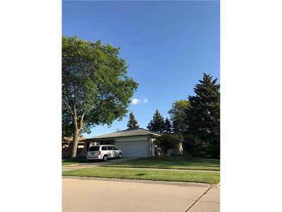 Sterling Heights Single Family Home For Sale: 2218 Kipling