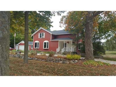 Single Family Home For Sale: 4316 Crooked Lake Road