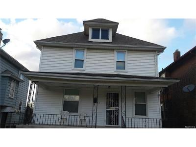 Highland Park Single Family Home For Sale: 192 Cortland Street