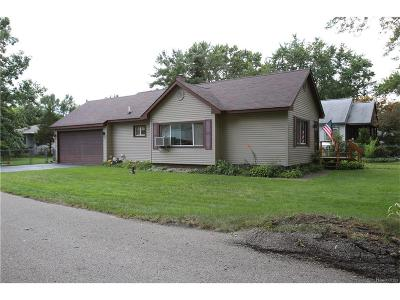 Commerce, Commerce Township, Commerce Twp Single Family Home For Sale: 359 W Grand Traverse Street