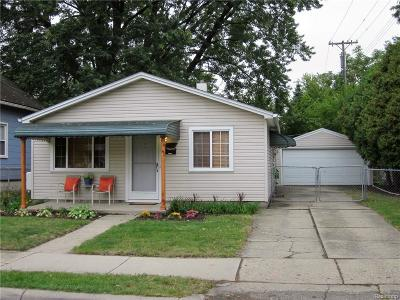 Ferndale Single Family Home For Sale: 1326 Rosewood Street