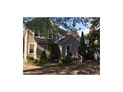 Multi Family Home For Sale: 1017 Washtenaw Road
