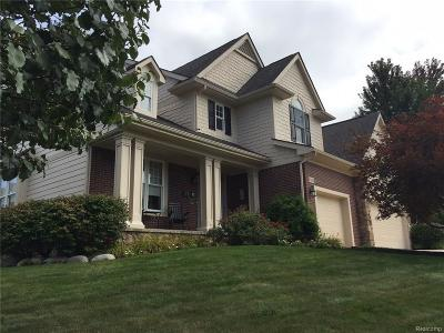 Commerce, Commerce Township, Commerce Twp Single Family Home For Sale: 6102 Balmoral Way