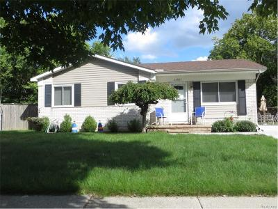 Belleville, Belleville-vanbure, Bellleville, Van Buren, Van Buren Twp, Van Buren Twp., Vanburen Rental For Rent: 41557 Arthur Street