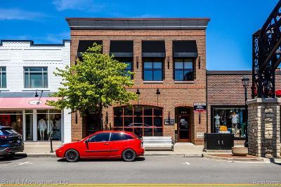 Commercial Lease For Lease: 17027 Kercheval Avenue
