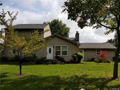 Bloomfield, Bloomfield Hills, Bloomfield Twp, West Bloomfield, West Bloomfield Twp Single Family Home For Sale: 5136 Latimer Street
