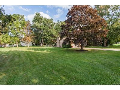 Belleville, Belleville-vanbure, Bellleville, Van Buren, Van Buren Twp, Van Buren Twp., Vanburen Residential Lots & Land For Sale: 6225 Western Street