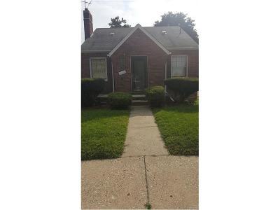 Eastpointe Single Family Home For Sale: 15420 Couzens Avenue