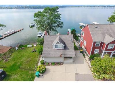 Novi Single Family Home For Sale: 1328 E Lake Drive