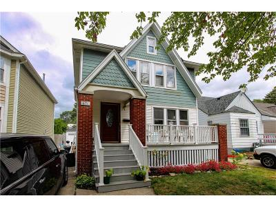 Ferndale Single Family Home For Sale: 671 Channing Street