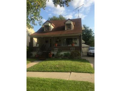 Dearborn Heights Single Family Home For Sale: 25637 Powers Avenue