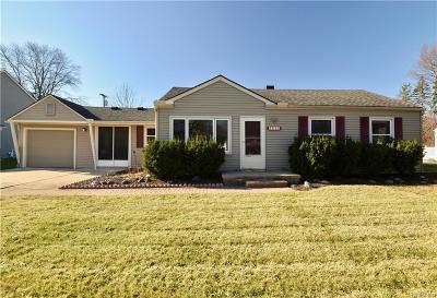 Plymouth Single Family Home For Sale: 8855 Elmhurst Avenue
