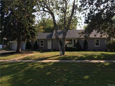 Auburn Hills Single Family Home For Sale: 115 Cherryland Street