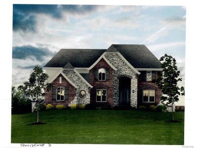 Novi Single Family Home For Sale: 50365 Boardwalk Avenue