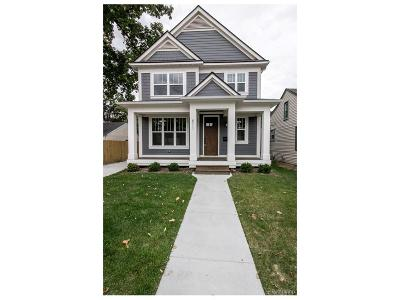 Royal Oak Single Family Home For Sale: 315 Maxwell New Construction Avenue