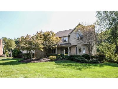 Commerce Twp Single Family Home For Sale: 2900 Colt Court