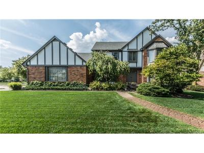Novi Single Family Home For Sale: 24469 Venice Drive