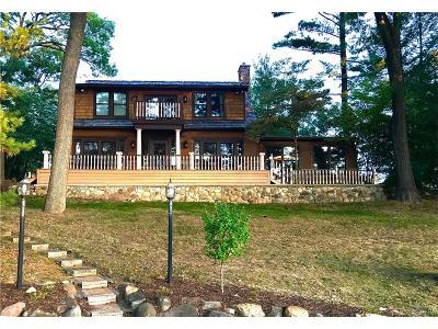 Single Family Home For Sale: 1071 Nakomis Trail