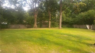 Oak Park MI Residential Lots & Land For Sale: $21,900
