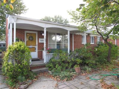 Single Family Home Sold: 11034 Mae Avenue