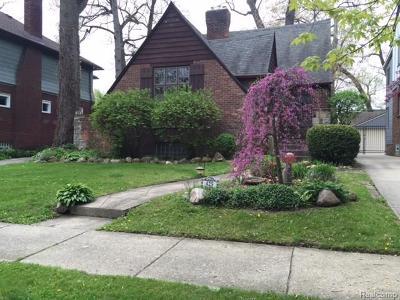 Ferndale Single Family Home For Sale: 425 W Woodland Street