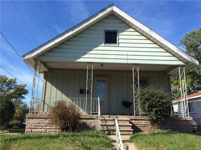 Pontiac Single Family Home For Sale: 103 N Roselawn Street