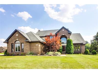 Lyon Twp Single Family Home For Sale: 54335 Royal Troon Drive