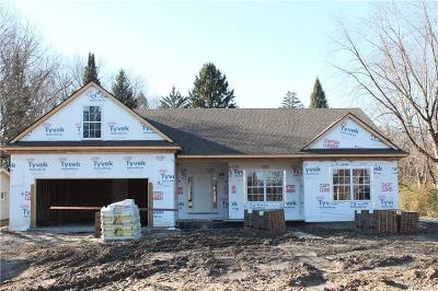 Livonia Single Family Home For Sale: 17835 Merriman Road