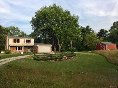 Oakland County Single Family Home For Sale: 395 Beaumont Road