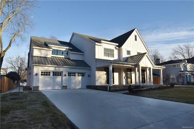 Birmingham Single Family Home For Sale: 1316 Puritan Avenue