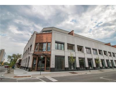 Birmingham Condo/Townhouse For Sale: 400 S Old Woodward Avenue