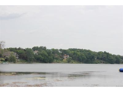 Bloomfield Twp Residential Lots & Land For Sale: 3719 Kirkway Road