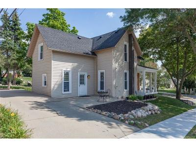 Northville Single Family Home For Sale: 617 N Center Street